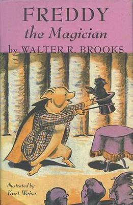 Freddy the Magician By Brooks, Walter R./ Wiese, Kurt (ILT)